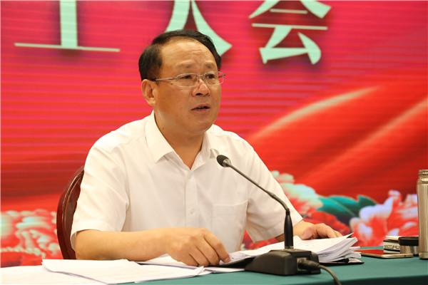 蒋庆锁校长讲话