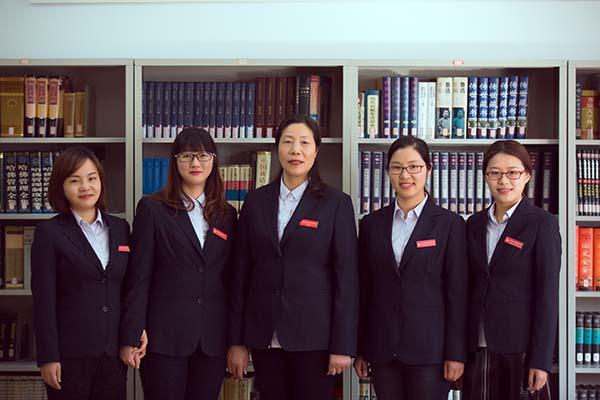 云台中学支教教师团队
