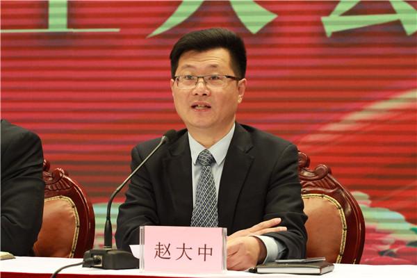 赵大中副校长解读《江苏省初中教育内涵发展与全面提升计划》