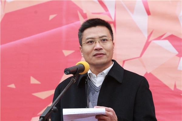 家长代表刘世金发言