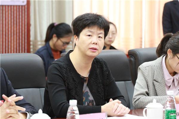 吴海云副市长致欢迎辞