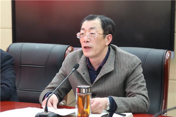 党委副书记、纪委书记祁昌永讲话